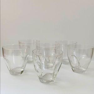 Glassware Hennessy Cognac Cocktail Glasses